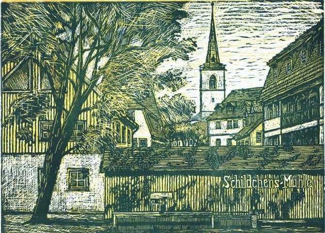 Erfurt an der Gera (Small)